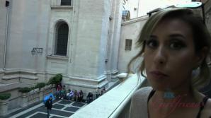 The last fling in Rome with Demi Lopez
