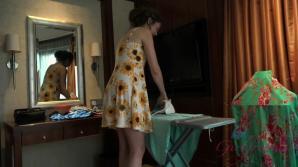 Elena Koshka is ready to get naughty in the bedroom